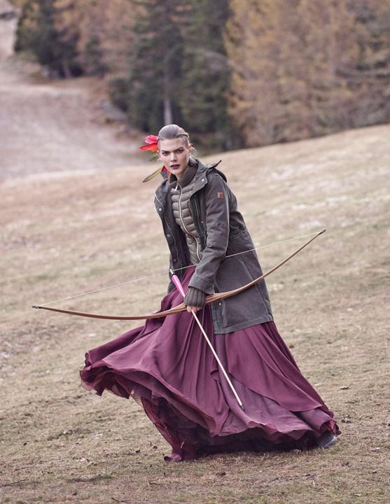 THE PIONEER – Lucie Von Alten   D la REPUBBLICA
