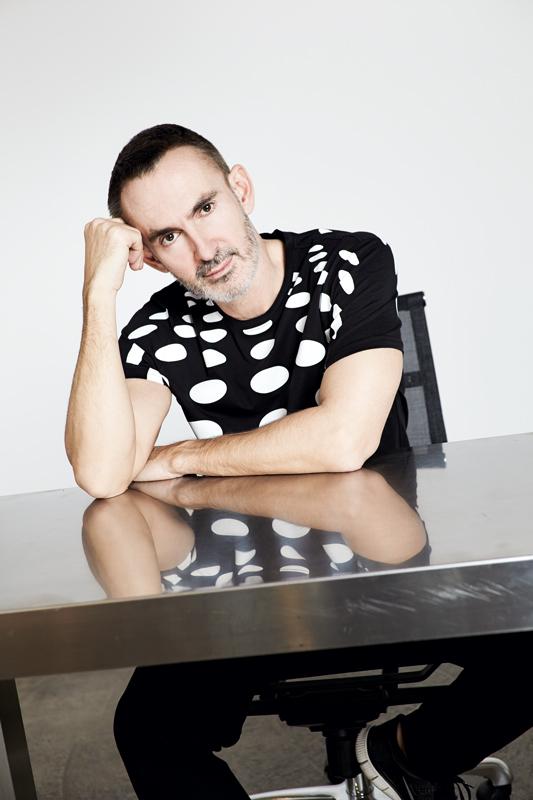 Neil Barrett Official Portraits 2014