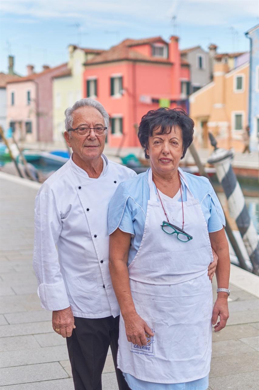 LA CUCINA ITALIANA | GATTO NERO – BURANO