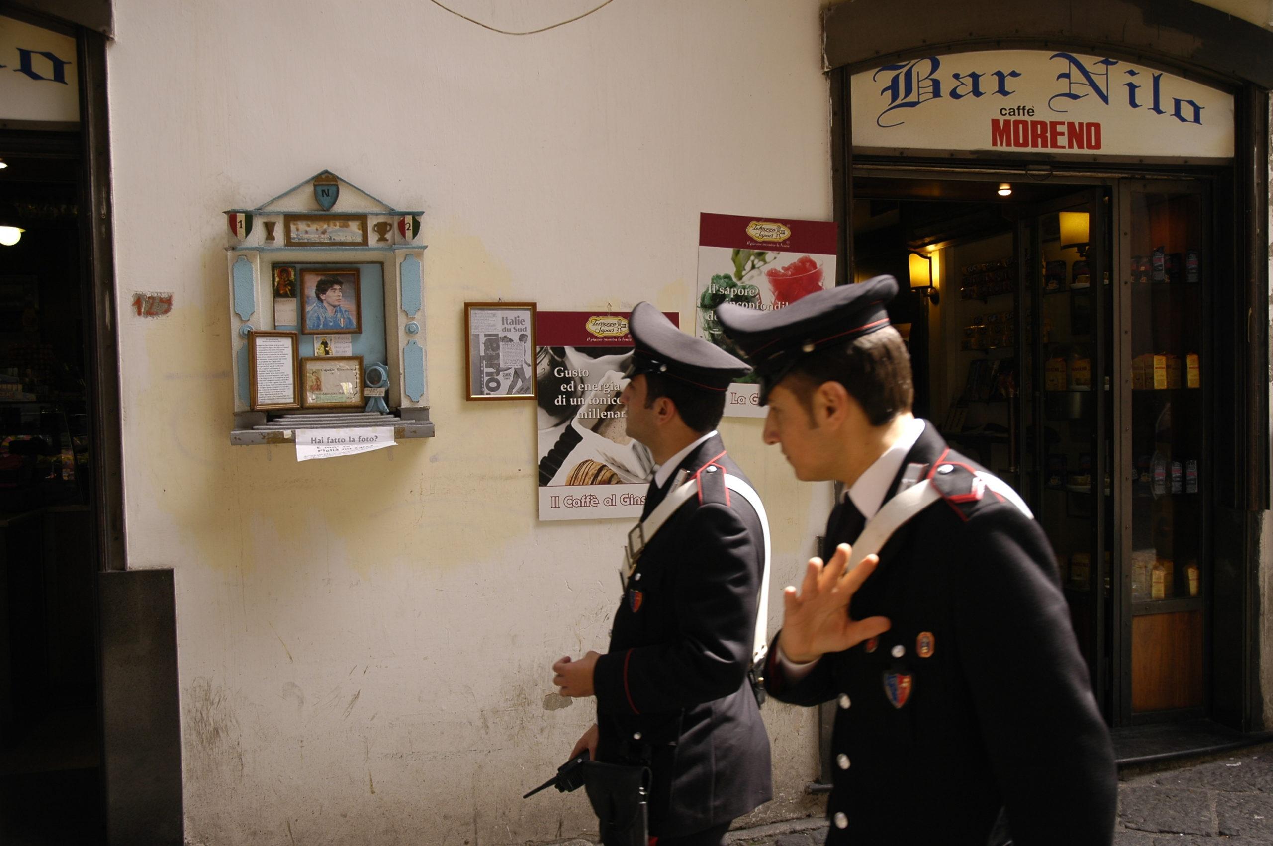 Breve viaggio a Napoli